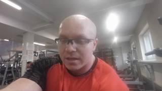 Road to 950 kg (raw Powerlifting, week 1)