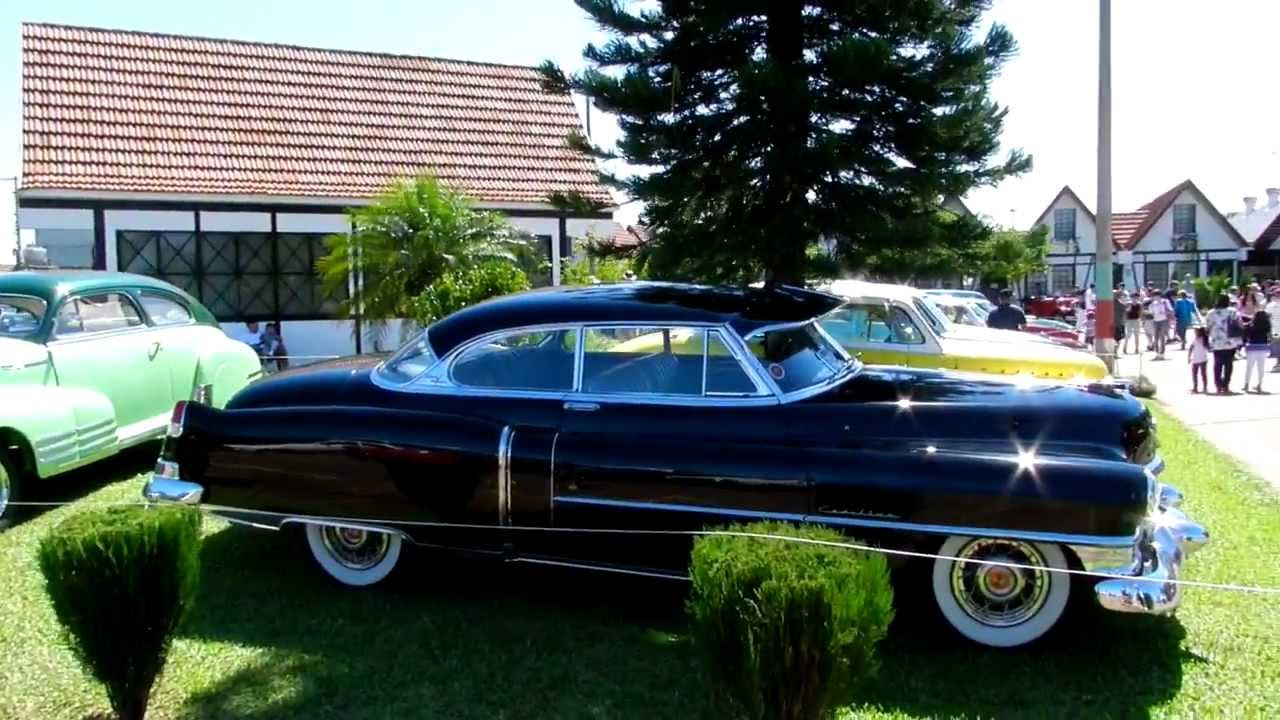 1951 Cadillac Coupe Srie 62 Youtube Series