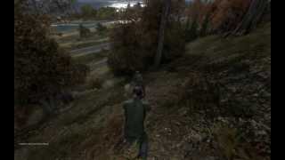 DayZ Standalone - Or how I stopped worrying about spawn campers in Kamyshovo and love my fists