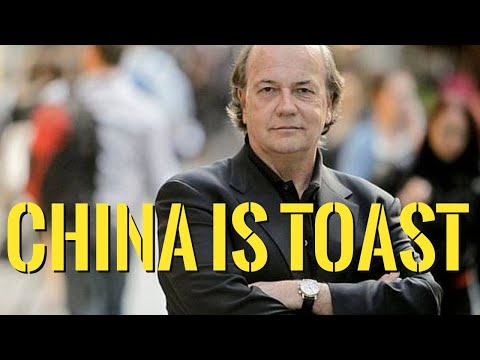 👉James Rickards Warning : China's Collapse Has Only Begun !! Global Economy Toast !!