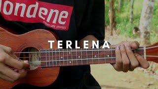 Download lagu TERLENA - Ikke Nurjanah (lirik & chord) Cover Ukulele by Alvin Sanjaya