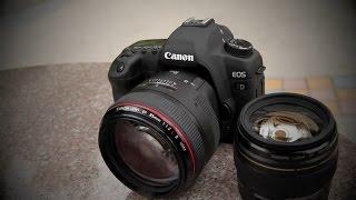 DRTV по-русски: Сравнение объективов Canon 85 mm f/1.8 и 1.2L(, 2015-08-07T21:50:10.000Z)