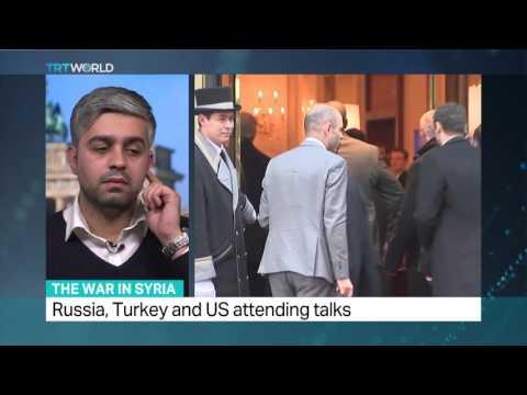 TRT World: Safak Bas talks to TRT World abour Iran's participation in Vienna talks