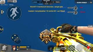Crisis Action Indonesia : Map Aneh  Cheater !!! #2