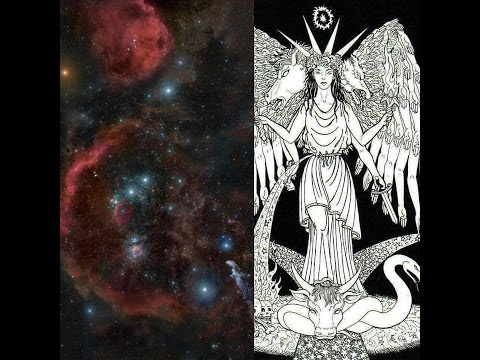 Constellation Orion is REALLY Goddess Hekate! part 1
