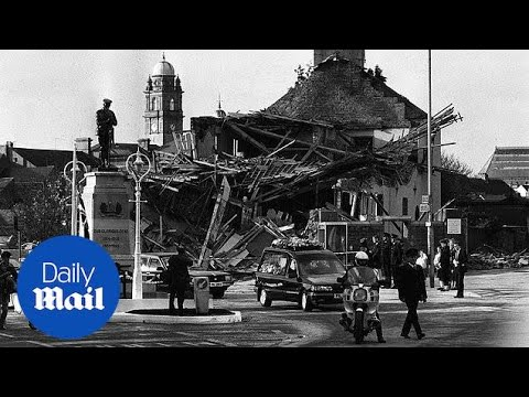 Enniskillen Bombing 30th Anniversary - Daily Mail
