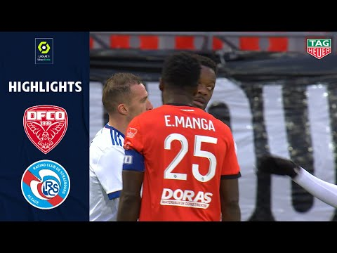 Dijon Strasbourg Goals And Highlights