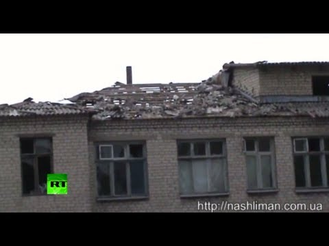 Uncut Chronicles: Ukraine army shells hospital (as it happened)
