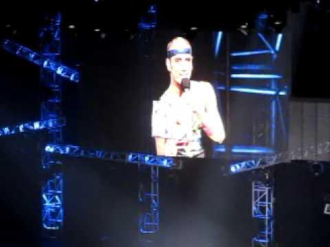 SYTYCD Live Tour 2009 Kupono advertizing DVD