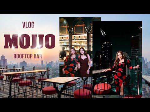 Mojjo Rooftop Lounge & Bar  ร้านอาหารบนดาดฟ้า ราคาหลักร้อยแต่วิวหลักล้าน  I 100Kg