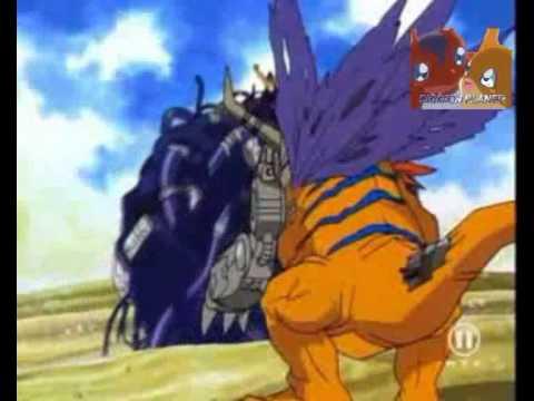 Digimon; wenn die sonne untergeht