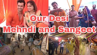 And This Was Our Mehndi and Sangeet Day | Shoaib Ibrahim | Ibrahim Family