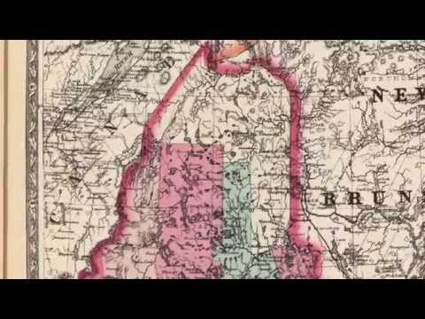 Aroostook County Tourism (ACT) History and Culture Video