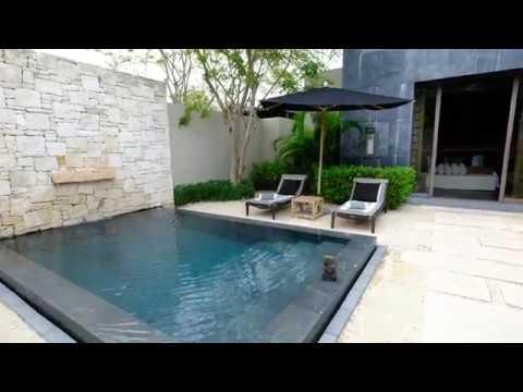 Tour Of A Private Villa At The 5 Star Nizuc Resort & Spa In Cancun, Mexico. Filmed In 4k.