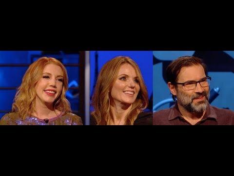 Room 101, Series 7, Episode 7. Katherine Ryan, Geri Horner, Adam Buxton. 9 Mar 2018