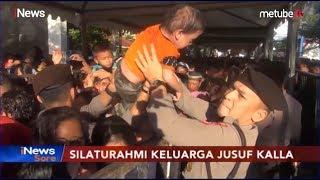 Antre Open House di Rumah Jusuf Kalla, Warga Rela Desak-desakan - iNews Sore 07/06