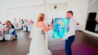 Самый крутой подарок на свадьбу! Восторг невесты