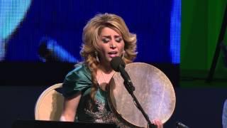 Elnare Abdullayeva-Saray Konserti-Asiq Eli(Duet)