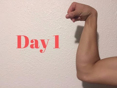 Download Youtube: Working out forearms for 30 days straight. (Hand grip) 100 reps