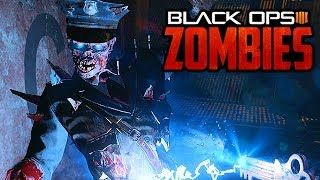 CALL OF DUTY BLACK OPS 4 Zombie Mode Gameplay - Der neue Ansager