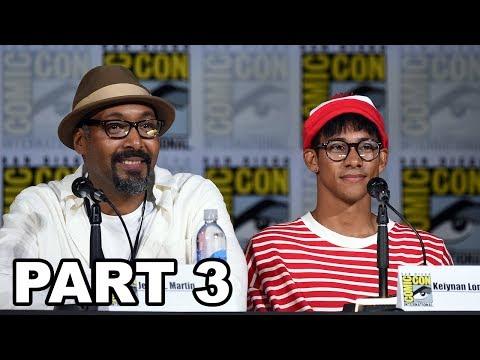 The Flash Panel Comic Con 2017 Part 3