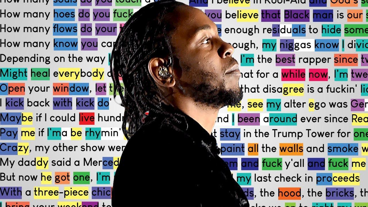 Download Kendrick Lamar on Wat's Wrong | Rhymes Highlighted