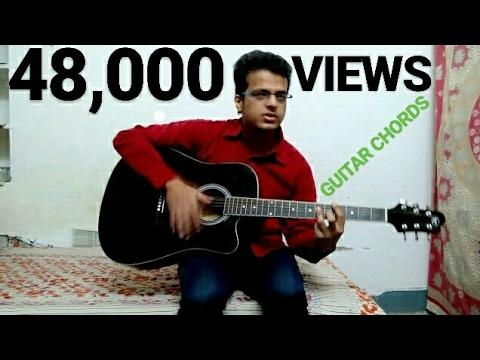 Guitar tu zaroori guitar chords : Soch na sake   Airlift   Arijit Singh   Guitar chords(cover) - YouTube
