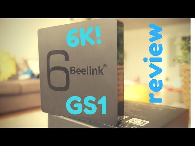 Beelink GS1 6K TV Box
