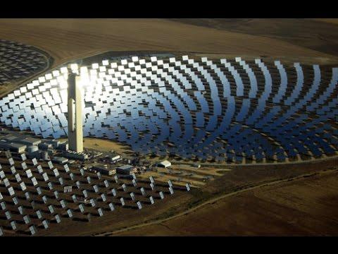 Chile Construye Primera Planta Termosolar De America