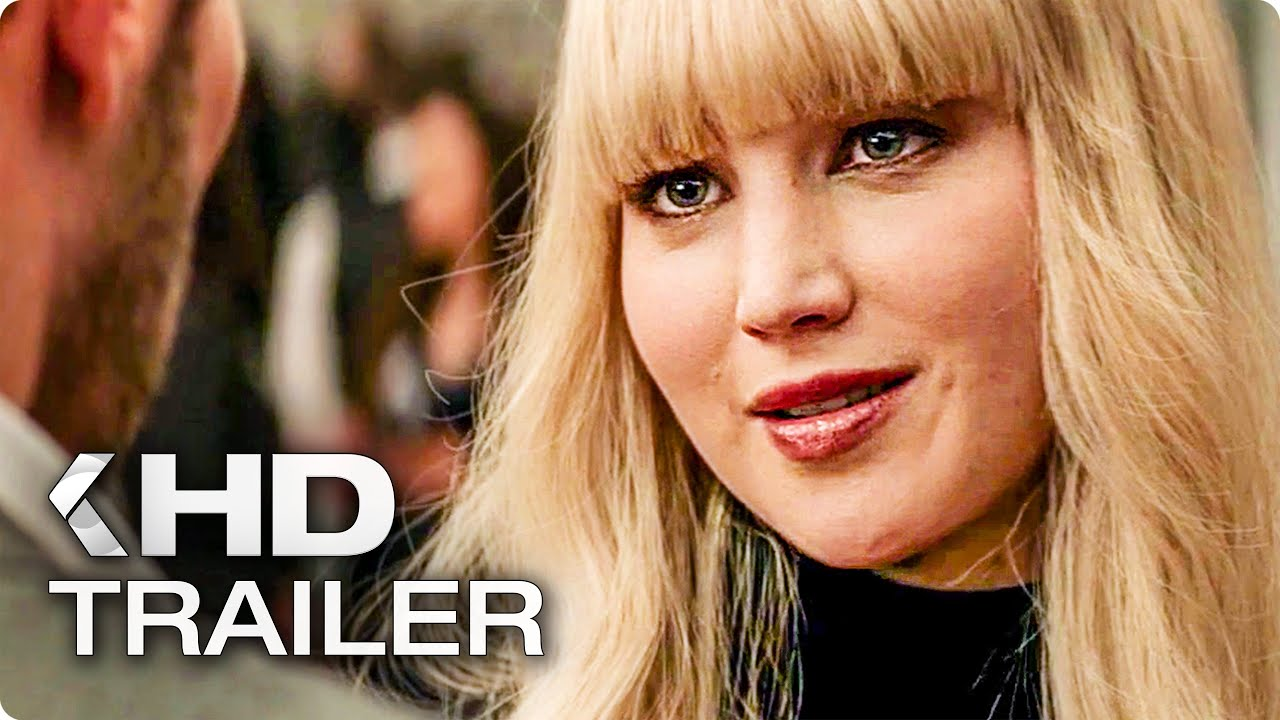 Red sparrow clips trailer german deutsch 2018 youtube trailer redsparrow ccuart Choice Image