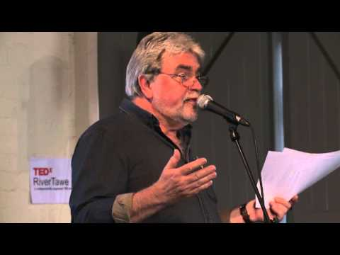 Transcending The Moment - The Nature of Time: Brian Breeze at TEDxRiverTawe 2013