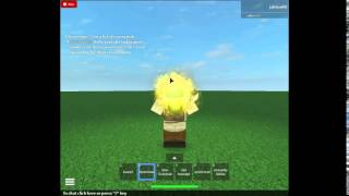Roblox Fairy Tail Online Fighting Exceed
