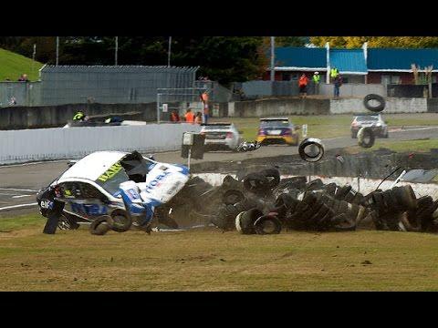 Top 10 V8 SuperTourer Crashes