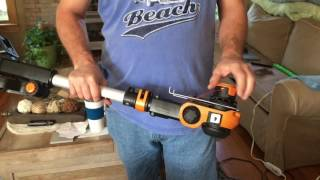 WORX GT 3.0 Trimmer, Blower Combination Unboxing!