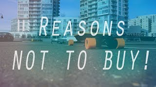 3 Things I HATE About My Boosted Board!!!