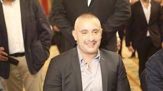 أحمد السقا ونجوم الفن في حفل تخرج أكاديمية طيبة الدولية