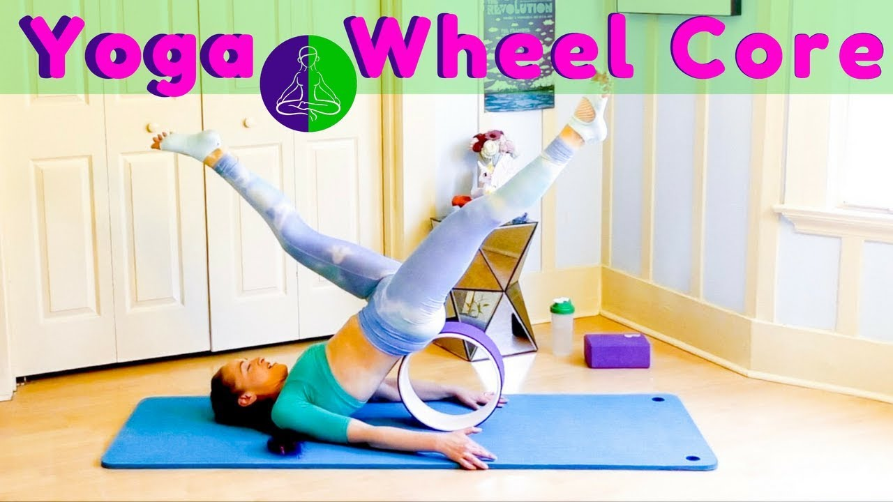 How To Use The Yoga Wheel — Jessi Fit Pilates