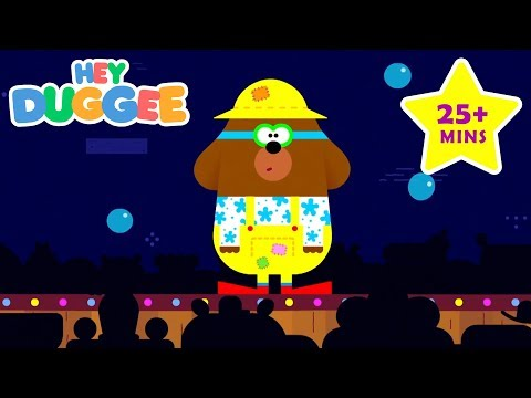 Dressing Up With Duggee - 25+ Minutes - Duggee's Best Bits - Hey Duggee