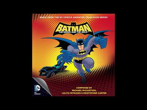 Batman the Brave and the Bold OST-Batman: Brave and the Bold End Titles