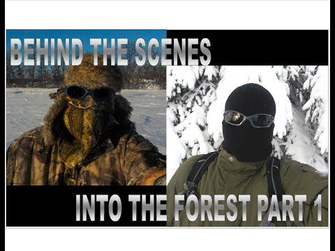BEHIND THE SCENES: INTO THE FOREST PART 1