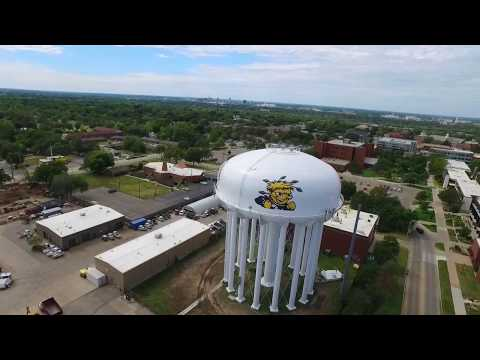 Awesome Drone Footage Wichita, KS!!