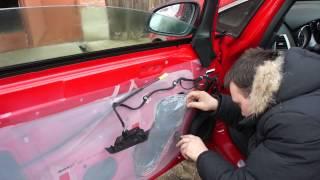 Замена бокового стекла на Opel Astra J GTC