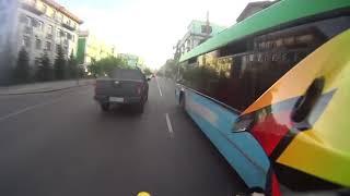 Гонки на квадроцикле в Красноярске