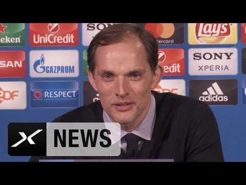 "Thomas Tuchel zu Barcelona-Comeback: ""Sensationell!"" | Borussia Dortmund - Benfica 4:0"