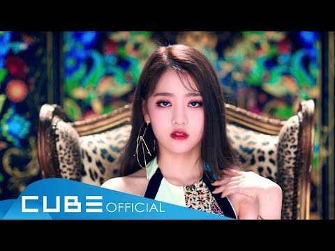(여자)아이들((G)I - DLE) - '한(一)(HANN(Alone))' Official Music Video