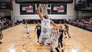 Top 5 Plays: NBA D-League Select Team def. Brooklyn Nets, 7/17/2015