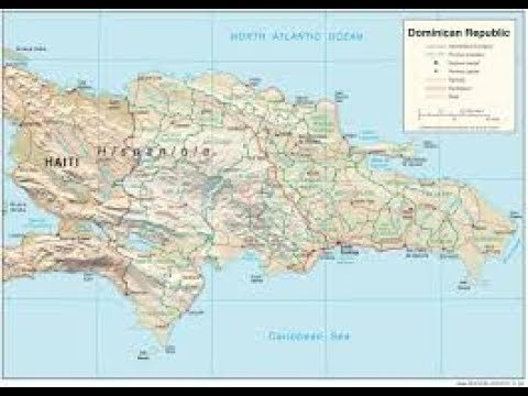 A Day around the Dominican Republic