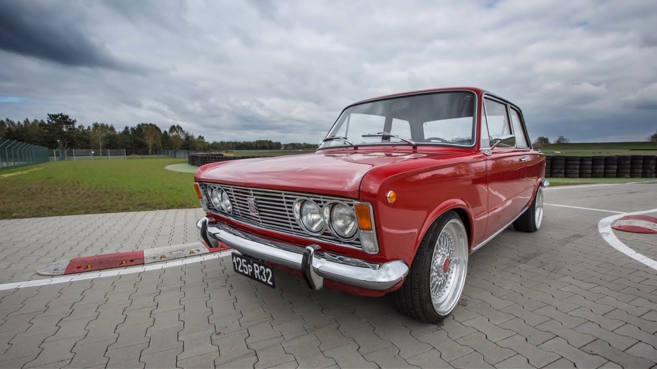 Fiat 125p R32 Coupe Timelapsed Hd Youtube