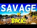 SAVAGE Important Changes and Patch Notes - Battlegrounds Savage Update