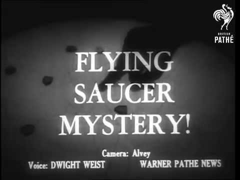 Flying Saucers (1952)